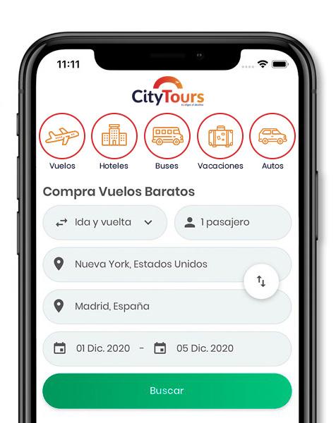 App City Tours Viajes Y Turismo